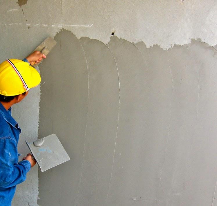 Cara Menghitung Kebutuhan Semen Untuk Acian Dinding Dengan
